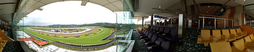 Kranji Turf Club Panoramic view