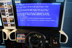 EFHK error 5 (sohvimus) Tags: airport random bluescreenofdeath bsod hel vantaa helsinkivantaa gameconsole lentoasema lentokenttä efhk publiccomputererror publicscreenerror somecomputerissues