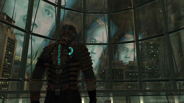 Dead Space 2 Director Obama