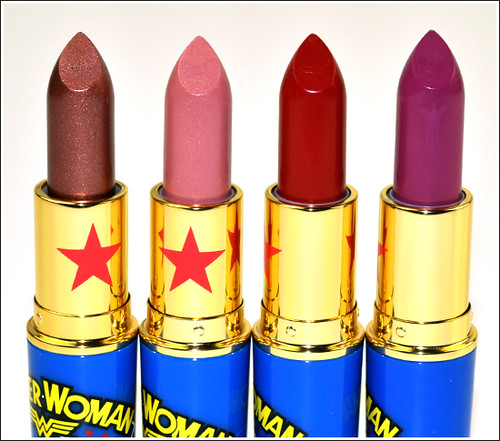 MAC Wonder Woman Lipstick
