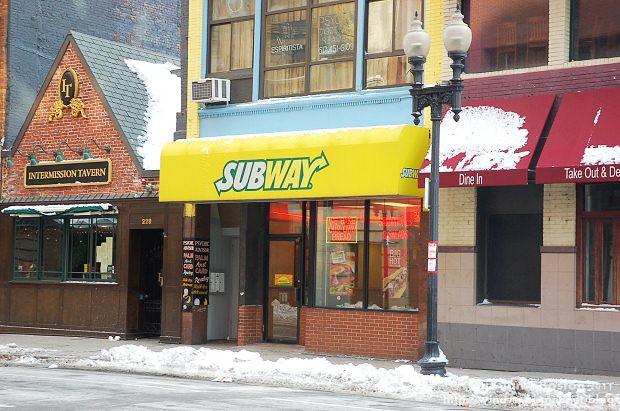 [美國]波士頓。Subway早餐Muffin新體驗(USA美東系列)