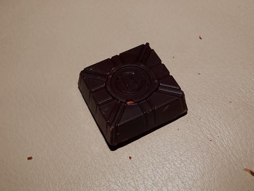 Dark Chocolate Almond & Orange Crunch