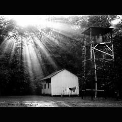 Sirena Station I - Corcovado National Park - Costa Rica (Lucie et Philippe) Tags: voyage trip travel america nationalpark costarica central corcovado lasirena centrale osapeninsula amérique mygearandme mygearandmepremium