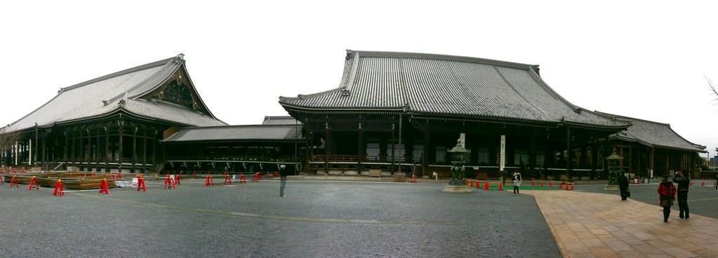 西本願寺パノラマ