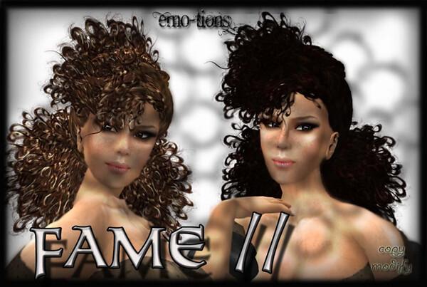 FAME IIhair