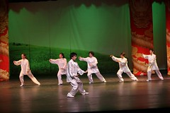 2011 Performance at Quince Orchard HS (omeiwushu) Tags: chinese performance silk maryland newyear highschool karate staff kungfu sword wushu taichi omei