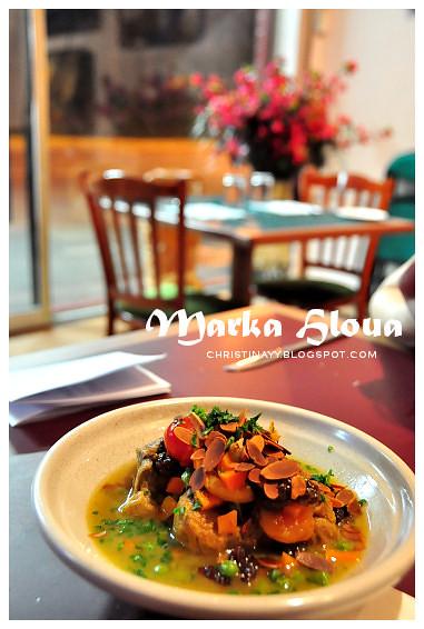 La Kasbah Brisbane: Tunisian French Arabic North African Restaurant - Marka Hloua