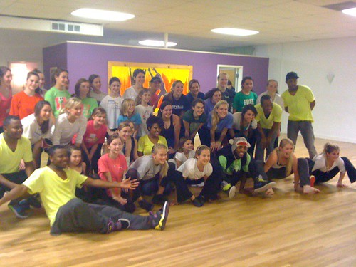 jungle boogie workshop