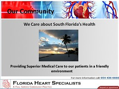 Florida Heart Specialists slide 8 (Florida Heart Specialists) Tags: md heart echo hollywood clinic cardio heartdisease stresstest defibrillator weston physician broward chestpain bloodpressure pacemaker pembrokepines memorialhospital cardiology coumadin shortnessofbreath 33021 33020 33028 33026 cardiologist pembrokelakesmall heartcath preopclearance cardiologypractice