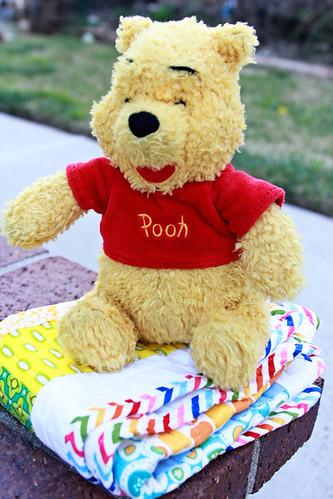 Pooh's Blanket