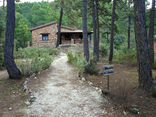 Las Salegas del Maguillo, casas