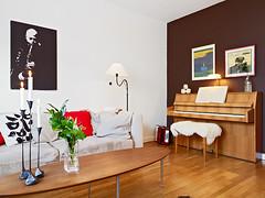 (uydurrukcu) Tags: white house black art home modern design colorful stockholm furniture interior decoration livingroom sofa decor deco decophotoblog