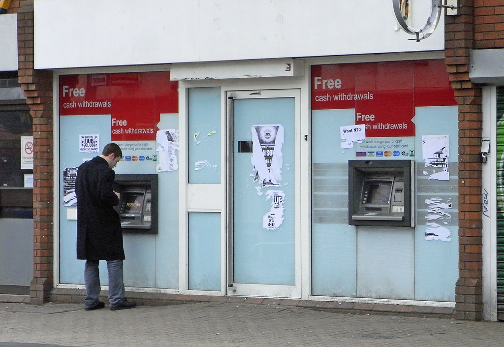 The World's most recently posted photos of atm and hsbc