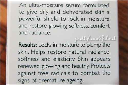 REN O12 Ultra Moisture Serum Directions