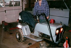 Craftsman Tractor Mower