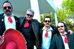 Banda al estilo Tarantino