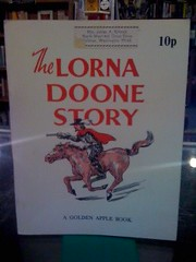 Lorna Doone Story (Golden Apple Books), Cannon, A Elliott-
