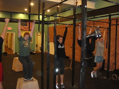 040 (CrossFit Alpharetta) Tags: ladies muscle band run row squat rings gymnastics bootcamp plank fit throwing barbell deadlift wallball calisthenics powerlifting pushup medicineball pullup kettlebell dumbbell alpharetta plyometrics crosstraining crossfit boxjumps