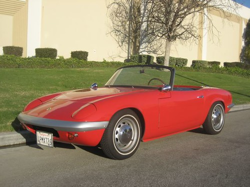 Flickriver Photoset 1965 Lotus Elan S2 Roadster For Sale by