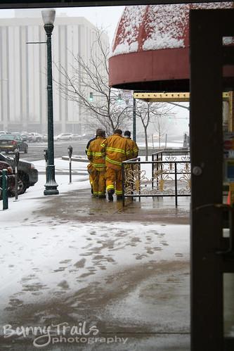 36 - sad firemen