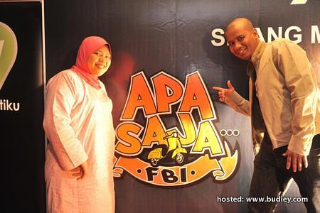 Penerbit Apa Saja, Roslina Abdul Rahman Dan Hos, Faizal