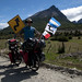 Strada per il Parque Nacional Tierra del Fuego