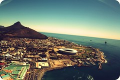if i could give all my love (whats_ur_flava2000) Tags: capetown capetownstadium love kapstadt friday ocean light sun southafrica