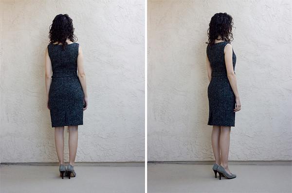 Banana-Republic-Tweed-Dress
