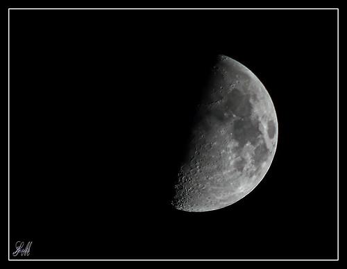 Luna. Cuarto Creciente. 11 de Febrero de 2011 - Foro OSAE