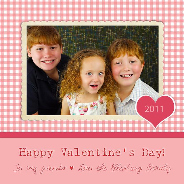 2011 Valentine Card