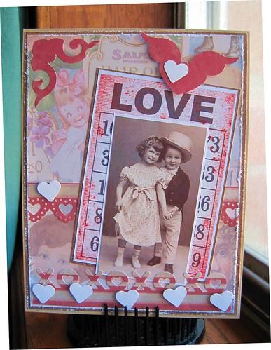 Valentine card #4