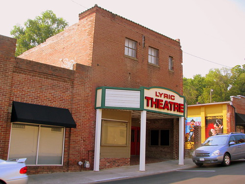Lyric Theater - Loudon, TN