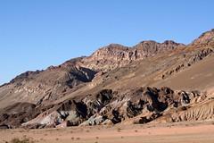 Artists Drive (Queen_Lexa) Tags: vacation desert deathvalley geology desertcolors mojavedesert artistspalette artistpalette artistsdrive artistdrive desertgeology