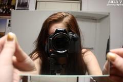 day lxvi- mirror mirror (365daysofsarav) Tags: camera reflection mirror dorm 365 nailpolish