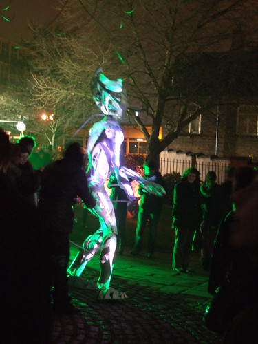 Nottingham Light Night 2011