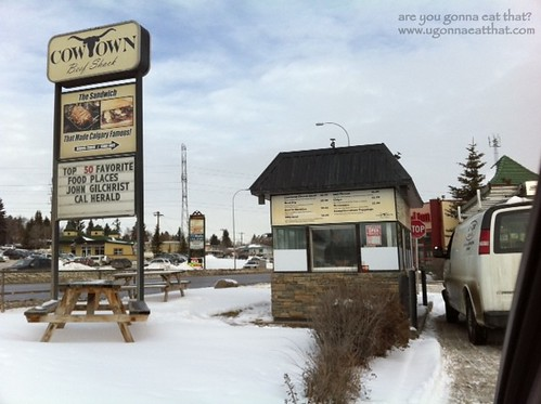 Cowtown Beef Shack, Calgary