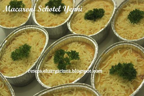 Macaroni Schotel Yenni