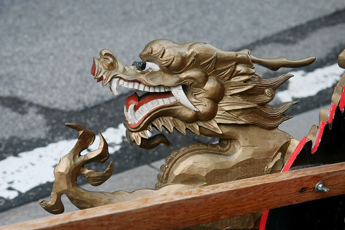 Chinese Dragon Decoration