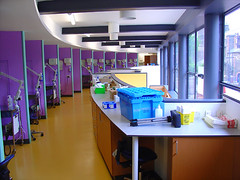 Clinical Education Interior