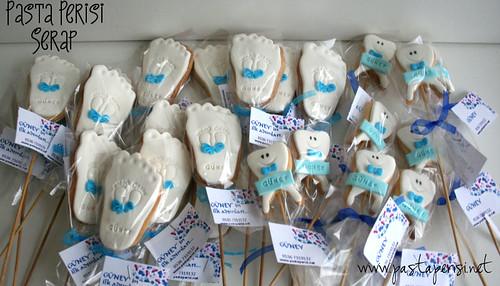 Diş - ilk adım kurabiyesi