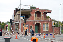 Aftershock day 1--19 (Erik Norder) Tags: newzealand christchurch earthquake disaster nz aftershock 2011 eriknorder christchurchearthquake2011 chchquake2011