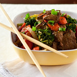 Beef and Veggie Stir Fry