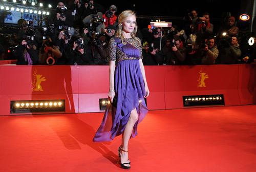 Diane Kruger Feb. 18.