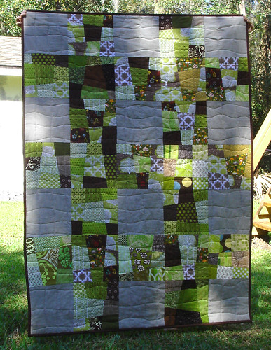 January Do.Good Stitches quilt