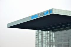 muziekgebouw aan 't ij (douweplukkel) Tags: architecture architectuur muziekgebouw mimoa 3xnielsen 3xn kimnielsen