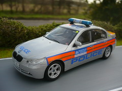 Code 3 1/43 BMW 525D Met Police Armed Response Vehicle Model (alan215067code3models) Tags: city uk 3 london car out flying big code model cops ben stripe police parade crime gift present bmw british passing squad met jam retirement unit 999 143 the livery so19 arv 530d co19 emeregency so18