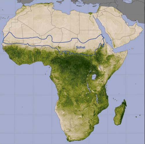 GIMMS Africa