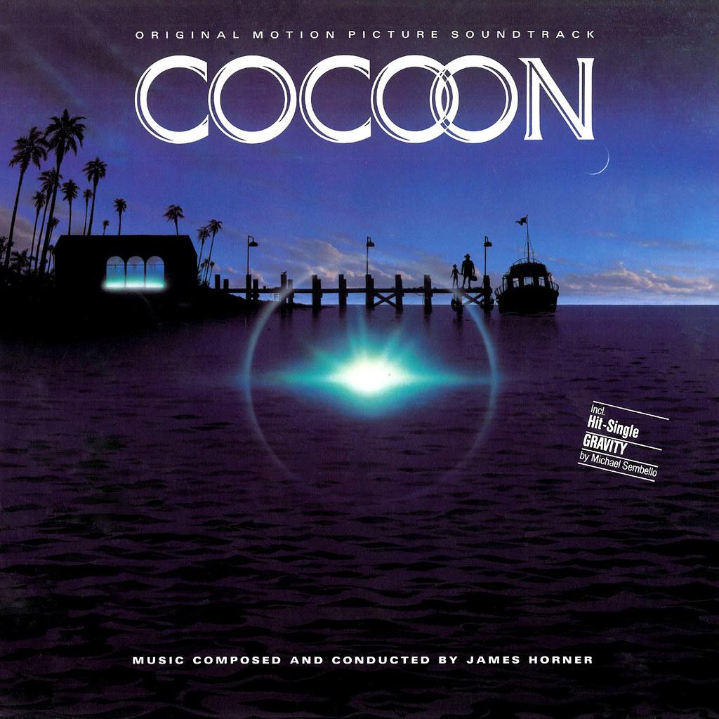 Cocoon Lp Cover Art