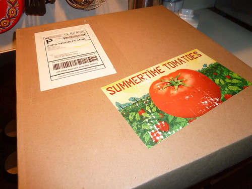 Red Gold Tomato prize!