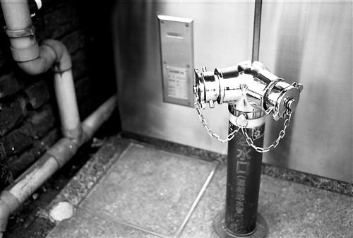 連結送水管